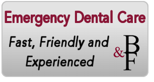 Emergency Dental Care at Bayer & Fahl in downtown Waukesha, WI